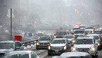 Winter Storm in New York (ANSA)