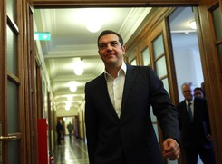 Cabinet meeting in Athens (ANSA)