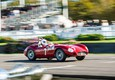 Maserati di ieri e di oggi superstar al Goodwood Revival (ANSA)