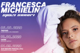 Francesca Michielin in tour (ANSA)