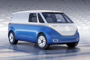 VW I.D. Buzz Cargo anticipa futuro 'green' dei commerciali (ANSA)