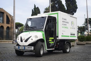 Smart partner di E-GAP per ricarica auto 'on demand' (ANSA)