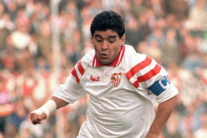 Diego Maradona died at age 60 (ANSA)