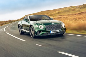 Bentley, per gli interni arriva il tweed ecologico (ANSA)