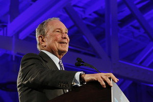 Michael Bloomberg (ANSA)