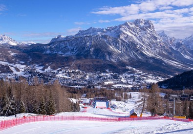 Alpine Skiing World Cup in Cortina d'Ampezzo (ANSA)