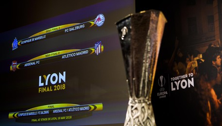 Switzerland Soccer Europa League Draw