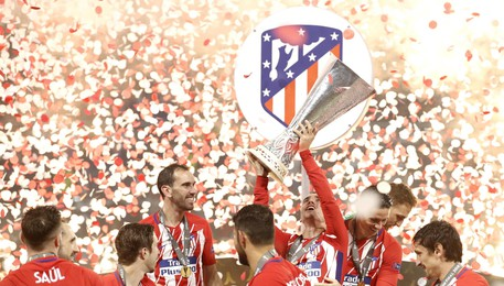 UEFA Europa League final Olympique Marseille vs Atletico Madrid