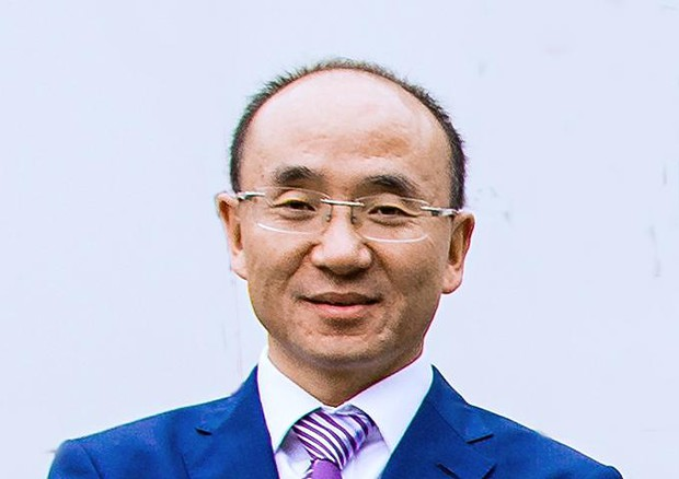 Feng Quinfeng, vicepresidente Gruppo Geely, prende il posto di Gales a capo di Lotus © Lotus Press