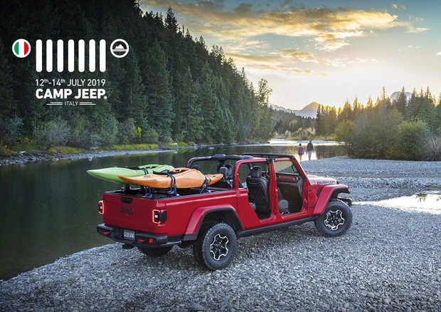 Appuntamento per Jeep Camp 2019 a San Martino di Castrozza © FCA Jeep