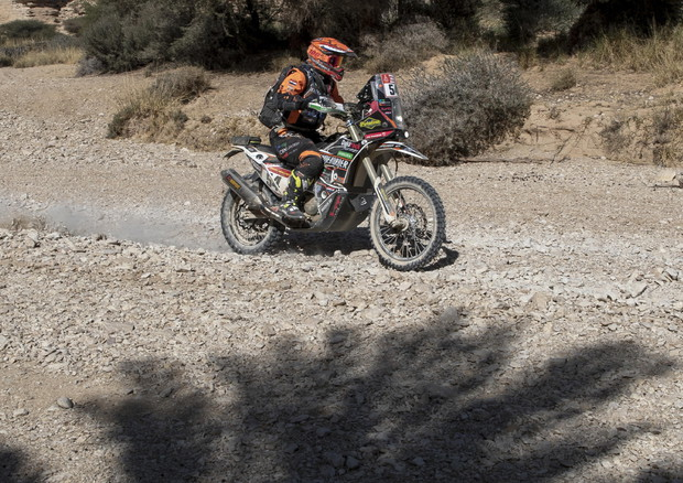 Dakar Rally 2020 stage nine © EPA