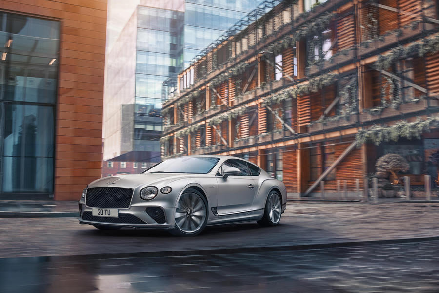 Bentley Continental GT, la Speed è versione più 'estrema' © Ansa